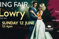 Lowry Theatre wedding fair