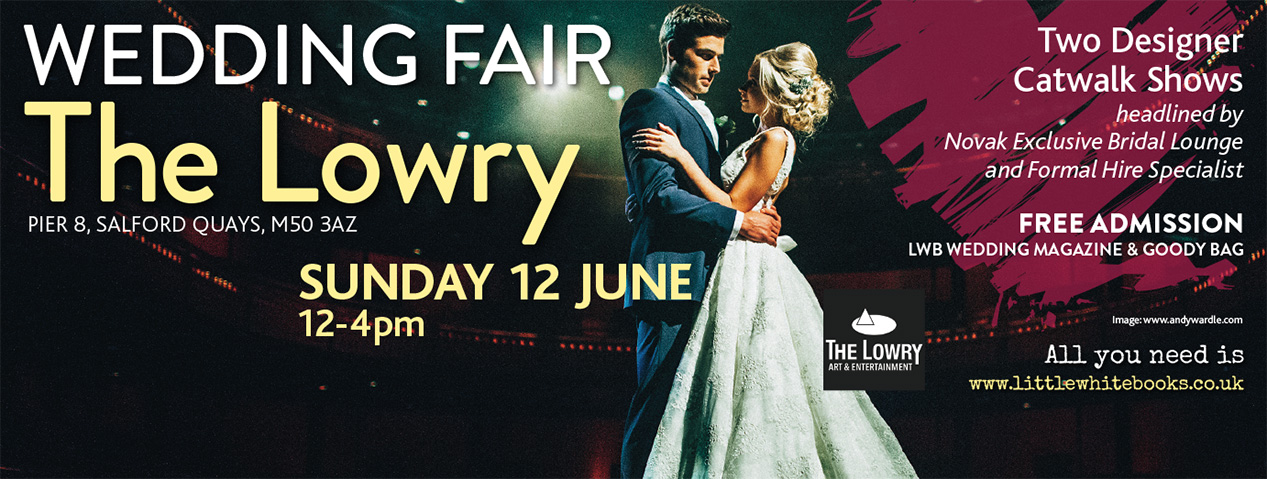 Lowry Theatre wedding fair